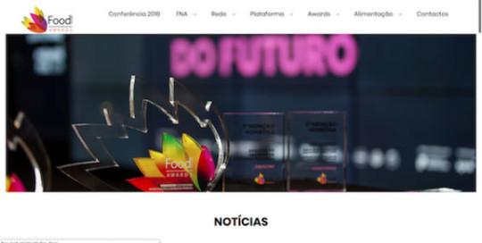 Food and nutrition awards by AWD Agência de Comunicação