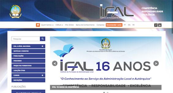 IFAL by AWD Agência de Comunicação