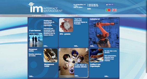 Interface Management by AWD Agência de Comunicação