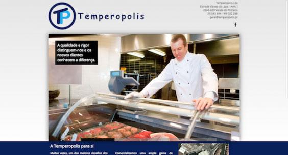 Temperopolis by AWD Agência de Comunicação