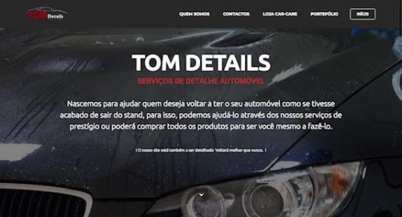 Tom Details by AWD Agência de Comunicação